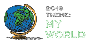 Youth Ink Writing Contest - 2018 Theme: My World